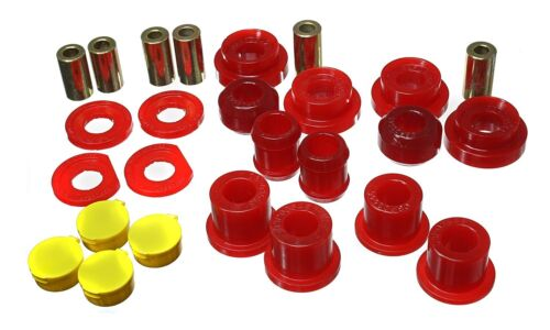 Suspension Control Arm Bushing Kit Rear Energy 16.3123R fits 06-11 Honda Civic