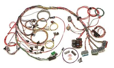 Painless Wiring 60502 Fuel Injection Wiring Harness