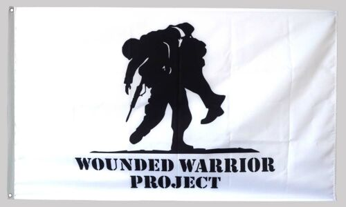 Wounded Warrior Project Flag 3x5FT Banner