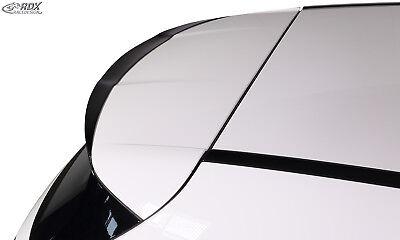 RDX Dachspoiler MERCEDES A-Klasse W176 Heck Dach Spoiler Abrisskante Lippe