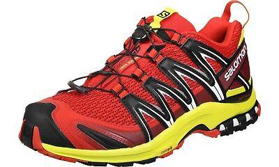 Salomon XA PRO 3D Trail Running Shoes Trainer MAN 42 (UK 8)