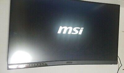 MSI Optix G27C4 Curved Gaming Monitor - Open Box