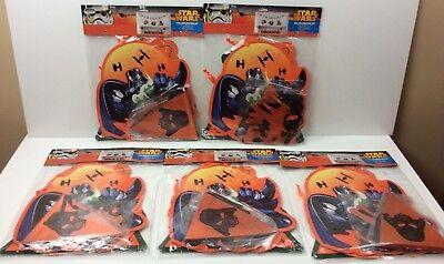 Big New Wholesale Lot Star Wars Halloween Party Decorations 25 Totals Pcs 5 Kits](Star Wars Halloween Decorations)
