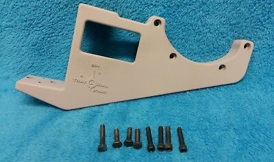Trav A Dial Mounting Bracket Br-1 For Bridgeport Milling Machine Clean