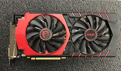 MSI R9 390 8GB Gaming Graphics Card |  (2-3 Day Shipping)