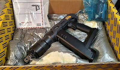 Atlas Copco Tensor Revo Electric Nutrunner - Torque Assembly Gun, 735 Ft Lbs