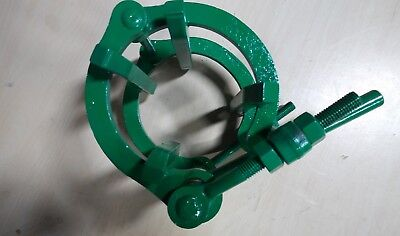 """US General Manufacture Inc. H/&M?10/"""" Welding Pipe Alignment Cage Clamp"""