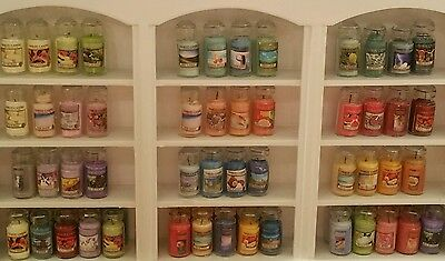 1:12 Scale Hand Crafted Miniature Dollhouse Jar Candle 2 / $5.00
