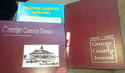 Orange County Scene Journal 1966 1967 California History