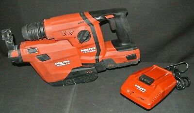 Hilti Te 6-a22 Cordless Hammer Drill Te Drs-6a Dust Collector Set