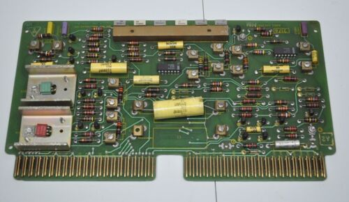 General Electric GE Fanuc Control Circuit Board Card Assembly 44B398642-001