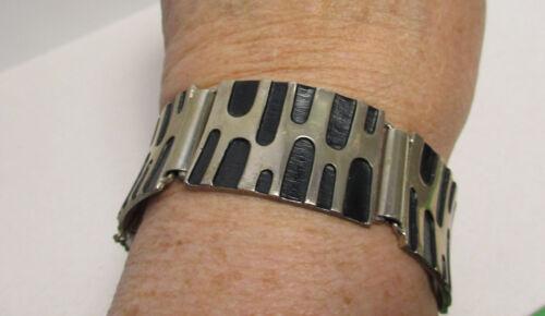 Wilhelm Becker Deco Sterling Silver Bracelet Rare