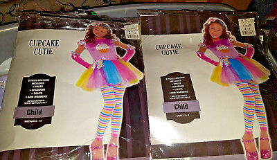 LIL LITTLE CUPCAKE CUTIE PIE girls Child Girl Halloween Costume FREE SHIP