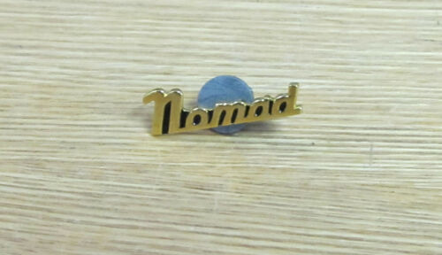 GOLD NOMAD HAT PIN NEW