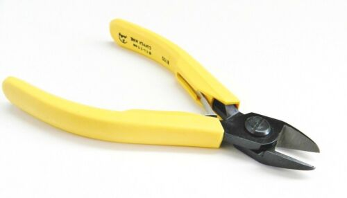 Lindstrom 8160 Cutter Precision Micro-Bevel Cutting 80-Series Oval Head Pliers