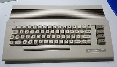 Commodore 64C computer for parts