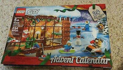 LEGO City: Advent Calendar (60235) 2019