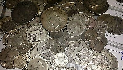 2 Face Value 90  U S Silver Coins   Brexit Protection