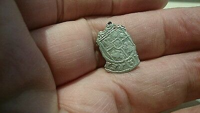 Poland 1623 - 3 polker. Medieval silver Hammered Coin 0.47g  L57i