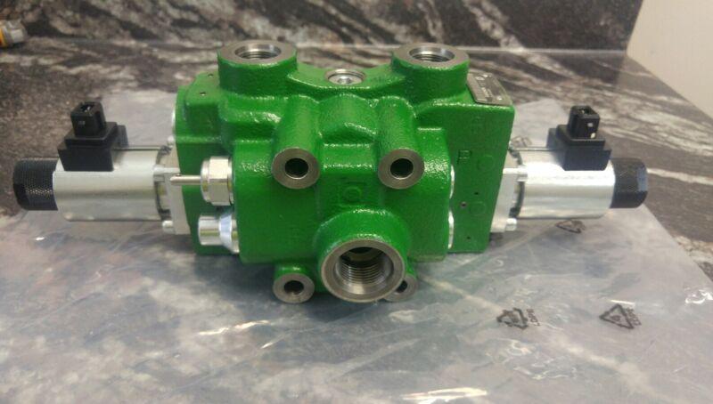 John Deere SJ16056 Selective Control Valve Bucher Hydraulics Made in USA