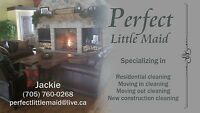 Perfect Little Maid * Insured & Bonded *