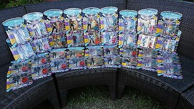 Star Trek the next generation action figures lot of 36