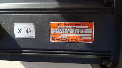 Hitachi Seiki Cnc 20s2 Servo Motor