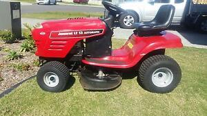 RIDE ON MOWER JONSERED LT13 AUTOMATIC Coomera Gold Coast North Preview