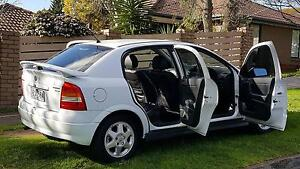 2001 Holden Astra Hatchback Westmeadows Hume Area Preview
