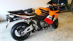Honda CBR 600RR 2006 Chandler Brisbane South East Preview