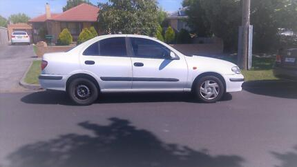 Nissan Pulsar 2001 Reservoir Darebin Area Preview