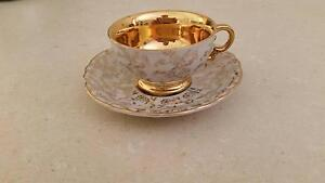 WEBBCO JAPAN GOLD CUPS & SAUCERS Tannum Sands Gladstone City Preview