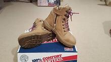 Womens Size 9 Steel Capped Work Boots Windsor Brisbane North East Preview