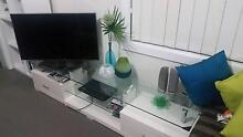 white tv unit for sale Bexley North Rockdale Area Preview