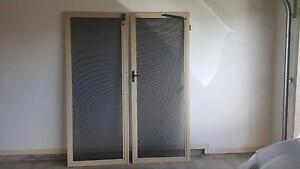 Double Door Mesh Security Screens Benowa Gold Coast City Preview