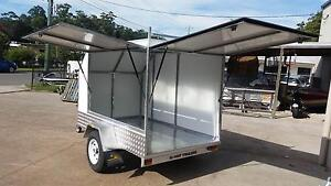 NEW Enclosed Trailer Motorbike Handyman Go Kart Camping 8 X 5 Logan Area Preview