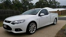2012 Ford Falcon XR6 Ute with Luxury Pack and more Gladstone Gladstone City Preview