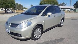 2009 Nissan Tiida Sedan, Immaculate Condition!!! Maddington Gosnells Area Preview
