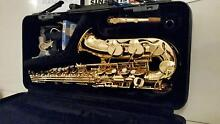 Yamaha Alto Saxophone + 3 Books Annerley Brisbane South West Preview