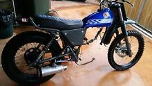 2002 Retro-style Suzuki Grass Tracker 250cc Road Bike Camp Hill Brisbane South East Preview