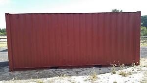 20ft Shipping Container Green Fields Salisbury Area Preview