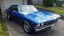 1969 Chevrolet Chevelle Bateau Bay Wyong Area Preview