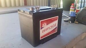 Lion SMFDCM24 - Marine/RV Deep Cycle-Starting Battery Alexandra Hills Redland Area Preview
