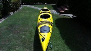 Prijon Yukon KII sports -  fibreglass kayak - excellent condition Beverley Park Kogarah Area Preview
