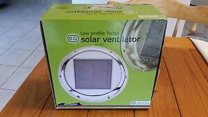 SOLAR POWERED  EXHAUST FAN Normanville Yankalilla Area Preview