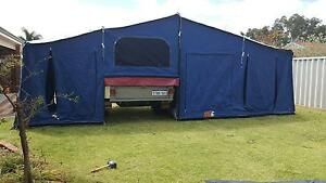 Camper Trailer - John Papas trailer with MDC tent High Wycombe Kalamunda Area Preview