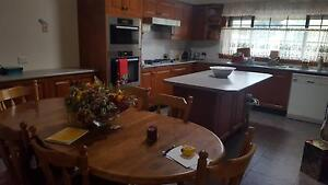 Solid timber kitchen with island Beverley Park Kogarah Area Preview