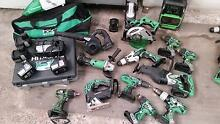 18V Hitachi tools batteries and charger Brookvale Manly Area Preview