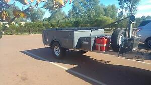 Hardfloor Camper Trailer Madeley Wanneroo Area Preview
