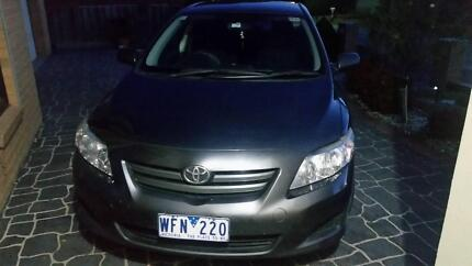 2008 Toyota Corolla Sedan Rowville Knox Area Preview